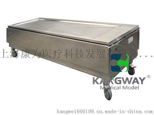 "KDF-CRK28""康大夫""不锈钢尸体存放两用解剖台(电动升降)"