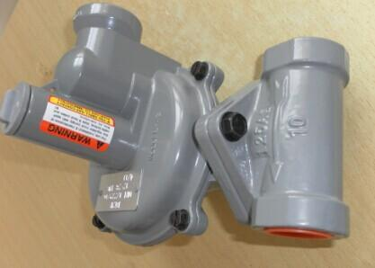 美國埃創調壓器B42R煤氣中低壓減壓閥ITRON