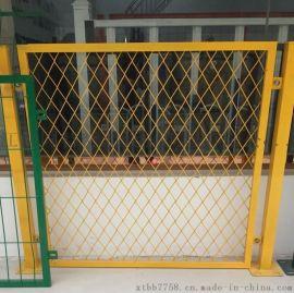 新余钢板网宜春小区围栏价格 上饶高速隔离护栏网 桥梁网式防抛网