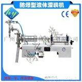 供應活塞灌裝機,液體灌裝機,臥式灌裝機