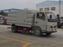 東風掃路車廠家|程力5方掃路車