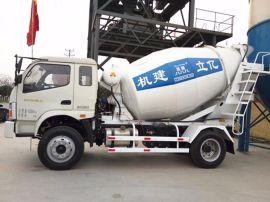 小型混凝土罐车报价,亿立4m3混凝土罐车厂家,搅拌罐厂价直销