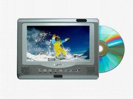 7英寸车载电视/DVD播放器平板式(D771)