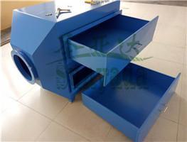 承德活性炭吸附设备/喷漆房废气处理/有机废气净化塔