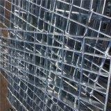 钢格板焊接设备 Q235镀锌压焊钢格板