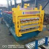 彩钢瓦800五峰竹节琉璃瓦压瓦机设备