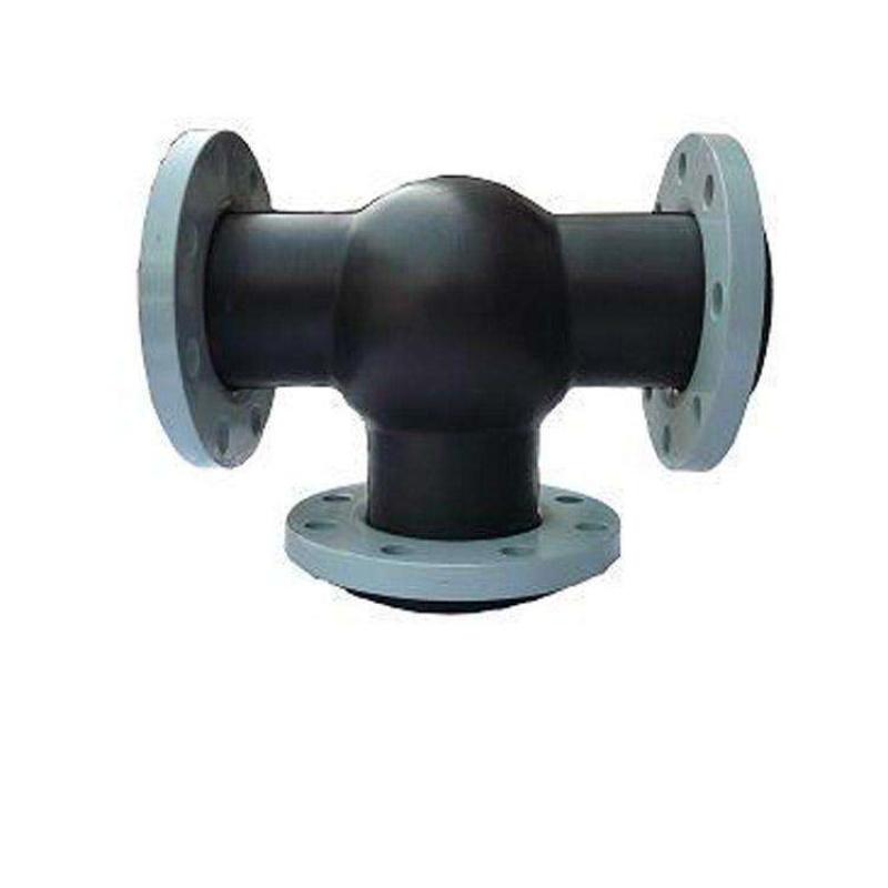 沧州双球橡胶接头 耐磨橡胶软连接 质量保证