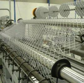 山体防护勾花网厂家 国标镀锌铁丝喷浆网 边坡绿化挂网 护坡网