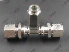 厂家直销不锈钢快插直通接头 PMF不锈钢内螺纹快插接头
