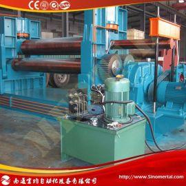 **卷板机 W11NC液压对称式卷板机 三辊卷板机