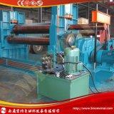 熱銷卷板機 W11NC液壓對稱式卷板機 三輥卷板機