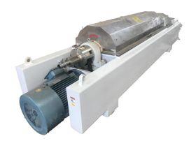 工业污泥脱水 卧螺式离心机 可远程控制