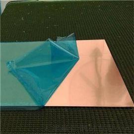 **镀铜止水板厂家供应直销 C1100 T2紫铜板