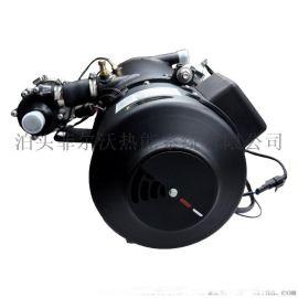 驻车加热器技术参数,液体加热器工作原理