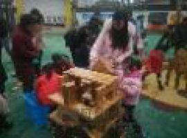 积木/炭烧积木/碳化积木/儿童木质积木玩具厂家
