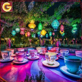 咖啡杯 儿童游乐设备