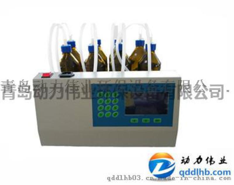 污水处理厂使用BOD检测仪检测