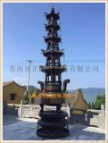 七层铜宝鼎  宝鼎厂家 苍南县正圆工艺品有限公司