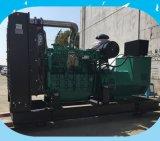 上海250KW全自動上海乾能柴油發電機組