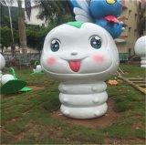 卡通动物雕塑、广东玻璃钢动物雕塑厂家