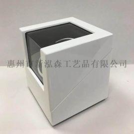 定制马达盒摇表器手表上链盒电动晃表盒名表上弦收藏盒