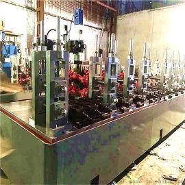80高频焊管机组 钢管焊管机设备 精密制管机