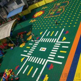 紫雲懸浮地板貴州籃球場拼裝地板河北湘冠體育