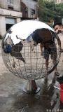 不锈钢地球仪雕塑工艺流程怎么制作不锈钢雕塑加工厂