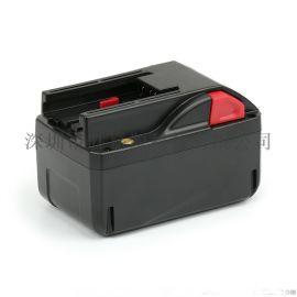 替代Milwaukee米沃奇28V电动工具电池充电锂电池M28 18v 48-11-1830