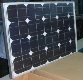 单晶100W太阳能电池板组件 电压18v充电