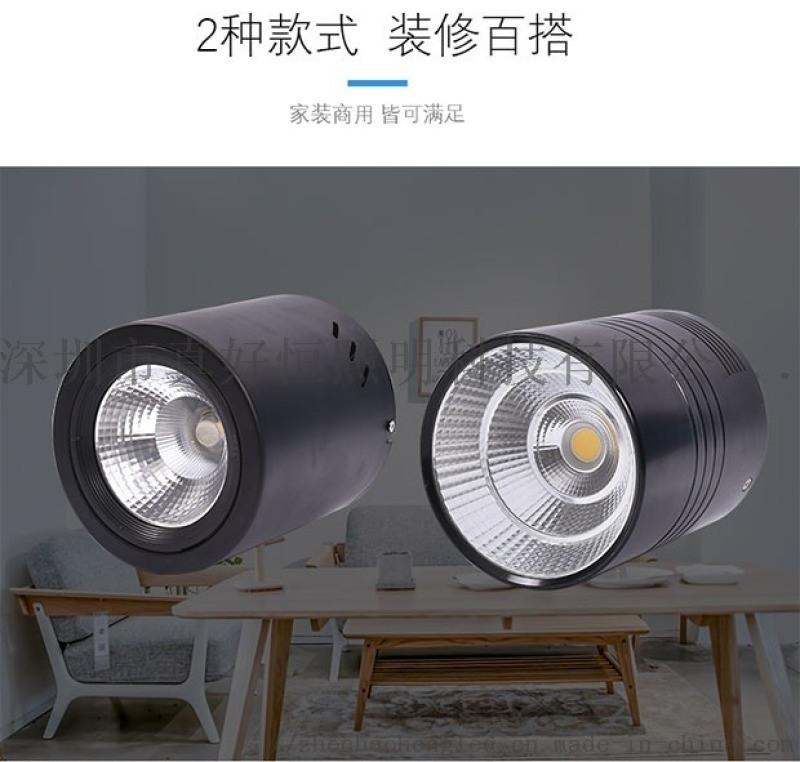 好恆照明專業生產LED酒店射燈 KTV  會所射燈