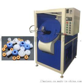 齿轮自动烤漆机 玩具车零件自动烤漆滚喷机
