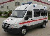 依維柯寶迪救護車,監護型救護車,運輸型救護車
