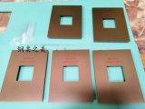 酒店KTV香檳金仿銅不鏽鋼蓋板消防開關裝飾面板蓋子