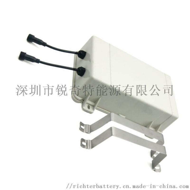 廠家直銷新農村高杆燈電池 戶外燈具電池