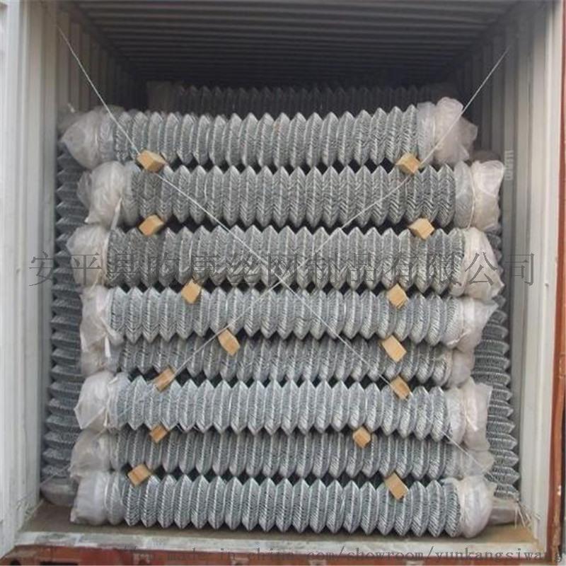 植草护坡铁丝网/基坑喷浆勾花网/基坑护坡铁丝网厂家