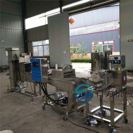 自动肉饼成型机,YW肉饼成型生产线,肉排生产线