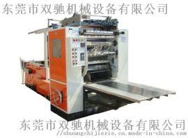 厂家供应全自动擦手纸机 压花折叠机械 带线皱纹纸机