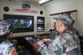 富晋天维人防信息通信指挥系统