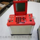 河南安陽環保局使用LB-62系列綜合煙氣分析儀