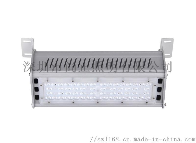 热销LED600W 方形工矿灯 球场体育馆照明投射灯 加油站照明灯