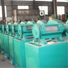 有机肥挤压干法造粒机 时产1.5吨 铵造粒机 盘式造粒机