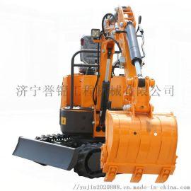 小型挖掘机 多功能履带挖掘机 农用1吨小型挖掘机