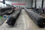 徐州橡胶充气芯膜,Φ260X10.5米桥梁气囊