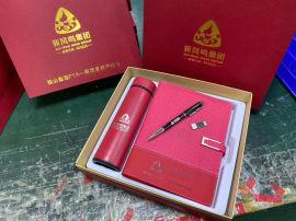 安徽合肥笔记本套装定制印logo工厂供货