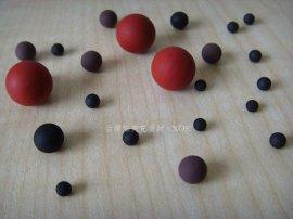 进口氟胶橡胶球