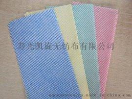 多用途无纺布抹布 化粘无纺布清洁布 工业擦拭布 浸渍无纺布百洁布