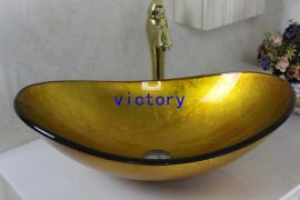洗漱盆 台上盆 手绘盆 手绘艺术盆 洗脸盆 N-129
