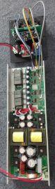 线阵音箱DSP有源功放模块8欧4x400W可全频可低音频点任设开关电源
