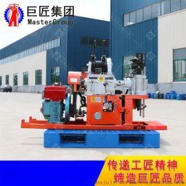液压轻便钻机YQZ-30全液压地质勘探钻机